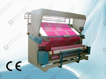 knitted fabric measuring function testing machine