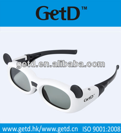 best price shutter 3D glasses compatible with Samsung TV,Hisense TV