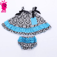 Girls Swing Top 2pcs Clothing Sets Baby Suits infant clothing sets clothing underwear