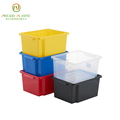 High quality professional made widely use storage plastic boxes