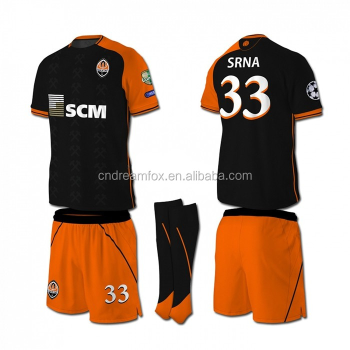 Football Club T Shirts Soccer Jersey Design Buy Football Shirt Maker