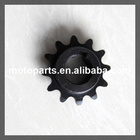 "12 Tooth 3/4"" bore size go kart 100cc transmission sprocket"