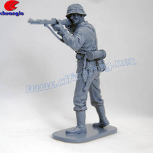 Plastic Toy Soldier, Plastic Figurine Soldier, Plastic Model Soldier