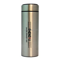11oz/14oz stainless steel double wall office vacuum flask drink cup