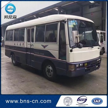 Japanese 20seater civilian passenger used bus for sale