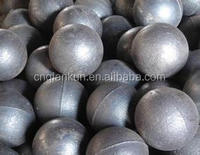 china suppliers 80mm Carbon Steel Forged Ball for SAG Mill for Gold Mine for sale