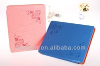 Ultra-thin Slim Holster Smart Dormancy Stent Tablet Leather Case For Apple iPad 2/3/4