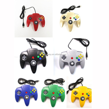 Wired USB PC Game pad Joystick, N64 Bit USB Wired retro game Controller for Windows PC MAC Linux Raspberry Pi 3