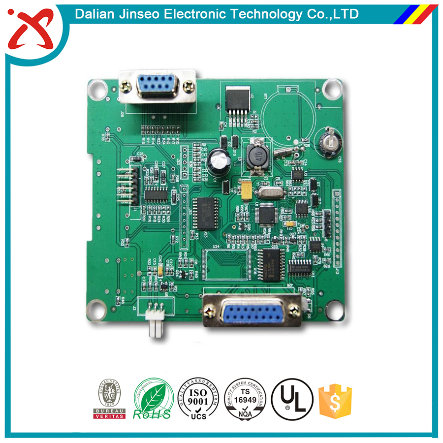 Electronic board assembly pcb 24smd