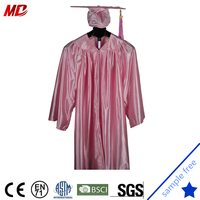 Stock Childrens Kindergarten Graduation robe/gown