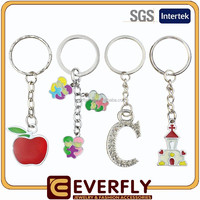 Custom cheap key chain for promotional gift