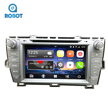 China Supplier Android Car Stereo Car DVD Player for Toyota Prius with GPS