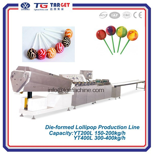 lollipop candy production line/lollipop making machine