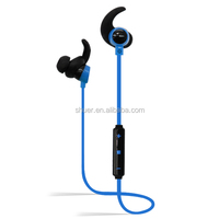 Bluetooth Headphones Earbud Earphone V4.1 Wireless Stereo Sports Earbuds Earphone for Running Gym Exercise