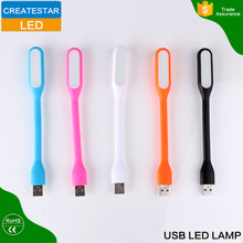 USB micro mini light portable led lighting for laptops table PC