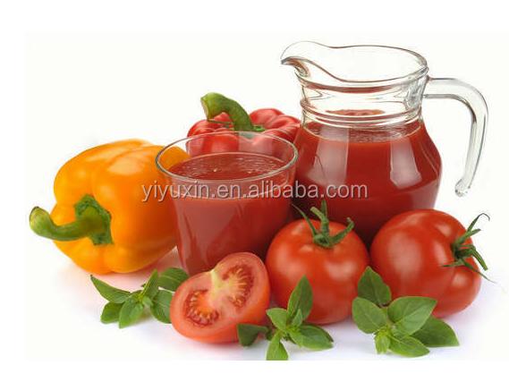Помидоры с соком томатной пасты