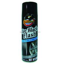 PE High Gloss Auto Tyre Foam Cleaner