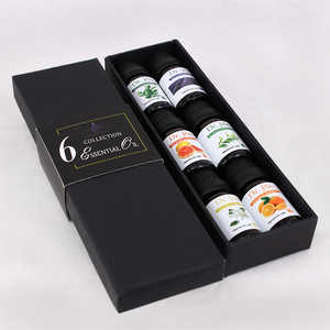 Private labeling OEM pure essential oil massage oil gift set essential oil set