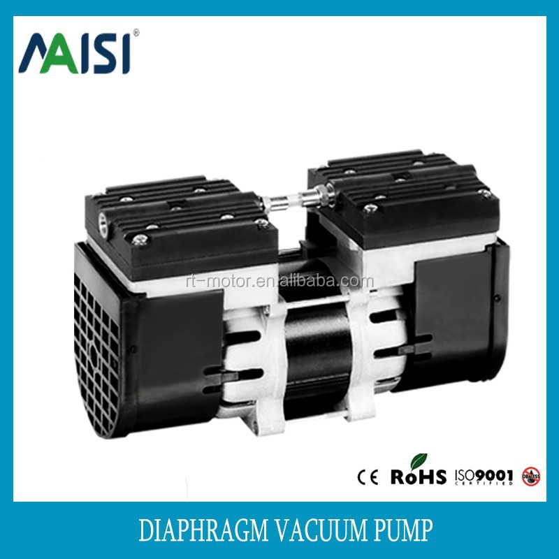 220V DC 24L/M Electric Mini Brushless Oilless Vacuum Pump Portable Small Air Pump Mute Micro Oil Free Diaphragm Pump