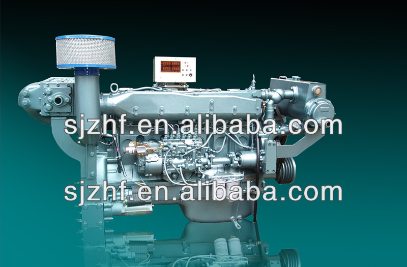 Steyr WD415 series 200hp marine main diesel engine