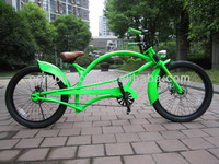 fat tyre American chopper bicycles for sale