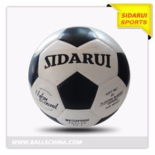 PU Material thermal bonded soccer ball