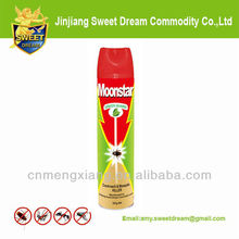 moon star lemon flavour aerosol pesticide spray
