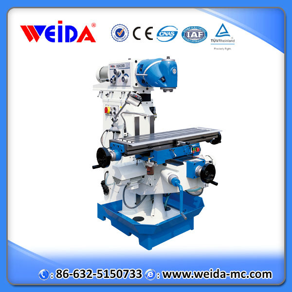 mini rotary angle head milling machine XQ6226B for sale