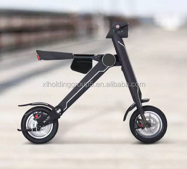 Light weight Electric Foldable Handicapped Bicycle from Horwin