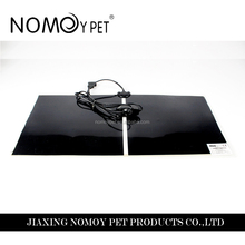 NOMOY PET Hot selling aquarium accessories 15x28cm normal reptile heat mat with temperature adjustable function 7W NR-01
