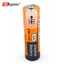 Max Capacity 1.5v LR6 AA size alkaline battery for electronic toys