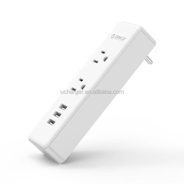 240v outlet types