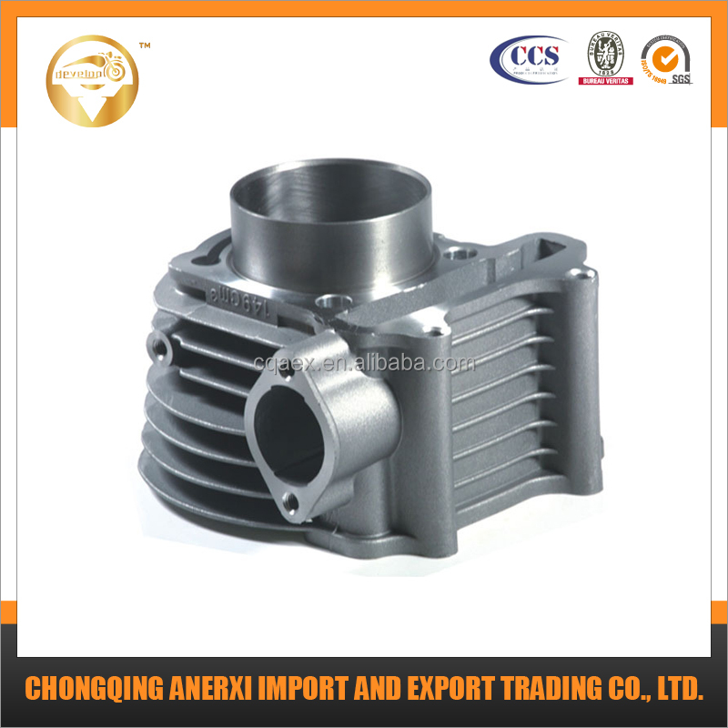 China motorcycle cylinder engine GY6 150cc cylinder block