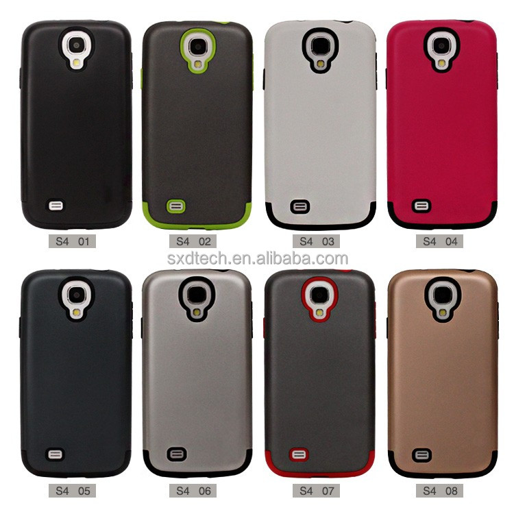 Caseology PC TPU armor Case for Samsung S4 CO01