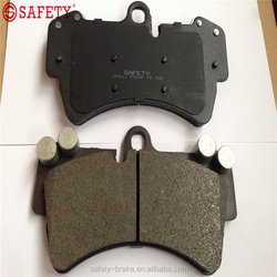 Semi-metallic Ceramic auto brake pad for GDB1548 D1014 AUDI Q7