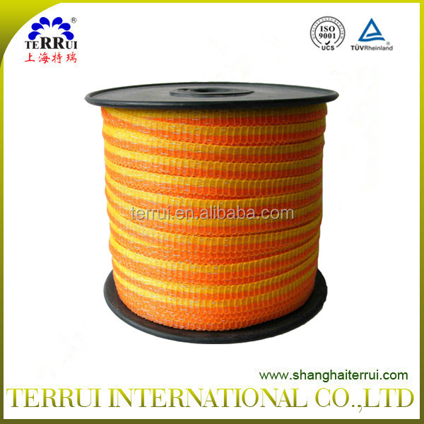 Red Polytape Electric Fence - Economical