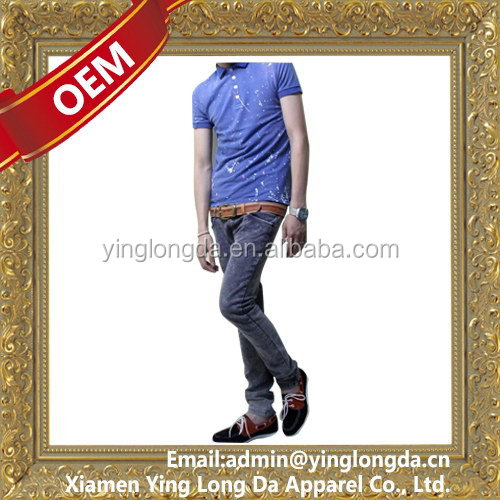 Alibaba china hotsell european fashion design men denim jeans