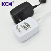 Factory CE UL FCC Approved 12 Volt 2000mA lead acid charger 14.4V 2A with universal input and desulphating function