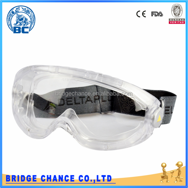 Cheap Price Work Construction Best Products Clear New Design Transparent Safety Glasses