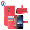 Most Popular Products USA Premium PU Leather Flip Wallet Cover Case For Homtom HT37