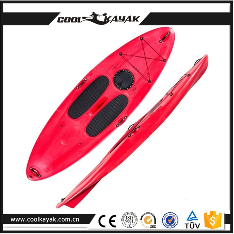 CE Certification Hot Sale High Quality no inflatable SUP/polyethylene SUP surfboard/stand up paddle