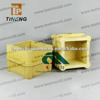 150mm one gang polyurethane cube mould