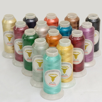 Quality Promotional 100 Rayon Embroidery Thread