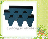 Blue color Mosaic Asphalt Shingles