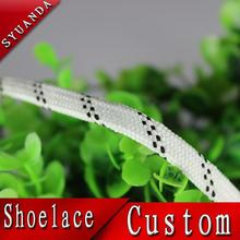 Recycled sports polyester fancy shoelaces