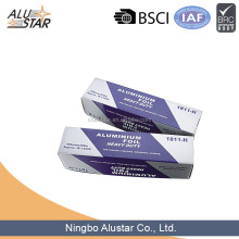 Wholesale hygienic household aluminium foil for hair