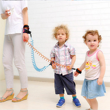 Kids Sports Toddler Walk Keeper <strong>Safety</strong> Harness Walking Baby Anti-lost Strap Wrist leash Walking Hand Belt