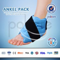 Ultra soft Wrist brace & ankle wrap for pain relief from muscle discomfort