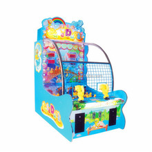 Classical Cute Duck Lottery Amusement Game Machine Supplier