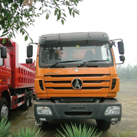 2638 BEST QUALITY ADOPT MERCEDES BENZ TECHNOLOGY BEIBEN dump truck for congo